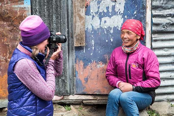Photography Workshops in Nepal
