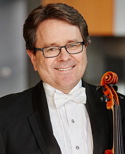 Michael Adams – Viola