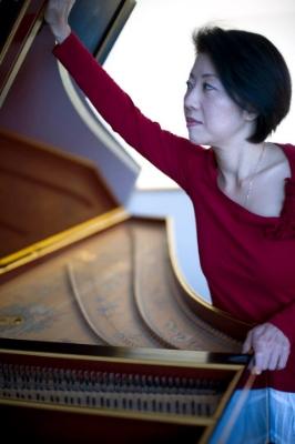 Asako Hirabayashi – Harpsichord