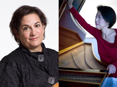 Daria Adams, Violin & Asako Hirabyashi, Harpsichord