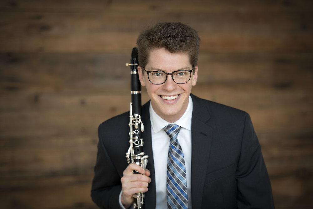 Jake Meyer – Clarinet