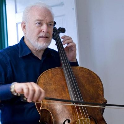 Paul Katz, Cello