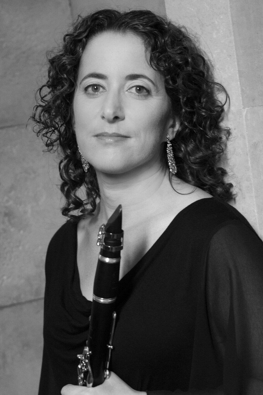 Rena Kraut – Clarinet