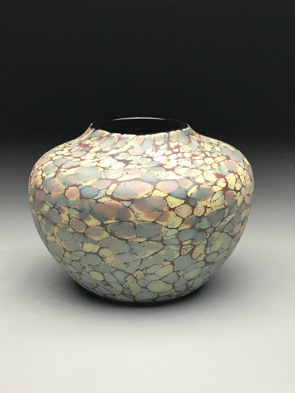 Thomas Spake | Native Vessel | Handblown Glass