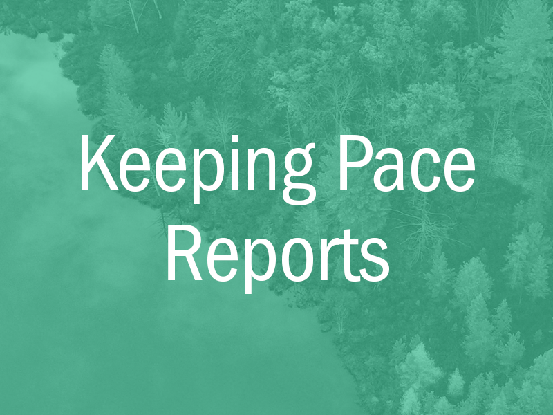 Keeping Pace Reports