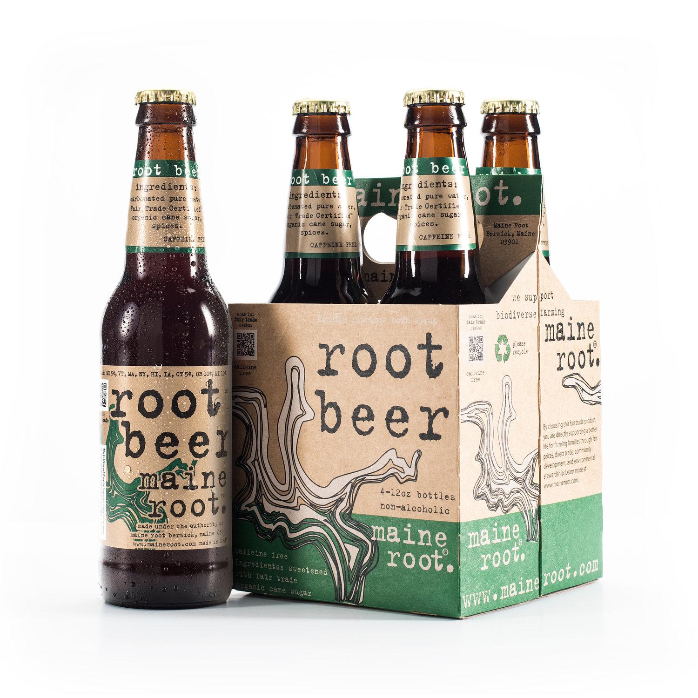 Root Beer 12ct Maine Root Beverages