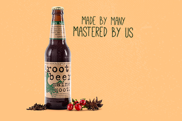 Root Beer - The one that started it all. Handcrafted soda made with extracts of wintergreen, clove and anise. All our recipes are sweetened with Fair Trade Certified Organic sugar, so you can feel good about it!