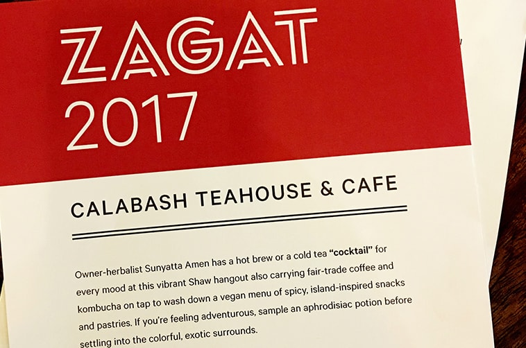 Zagat - According to the good people at Zagat, Calabash is the shiznit!