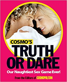 Easy Fun - Okay, this is NOT the naughtiest sex game ever, as they claim, but it is a whole lot of fun. Many a giggle about the pulled card turned into something the card may never have intended it to be! It's light and fun, and some of the truth questions may give you interesting insights to your partner's psyche.