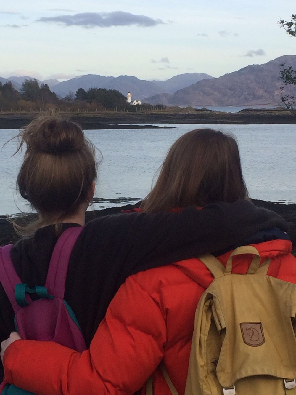 On tour to Skye as part of Puppet Animation Festival!