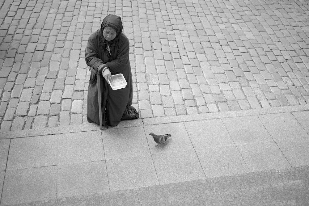 Tallinn Woman BW 2012.jpg