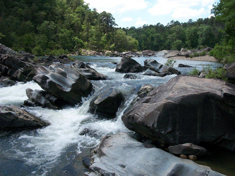 Cosotot Falls Arkansas