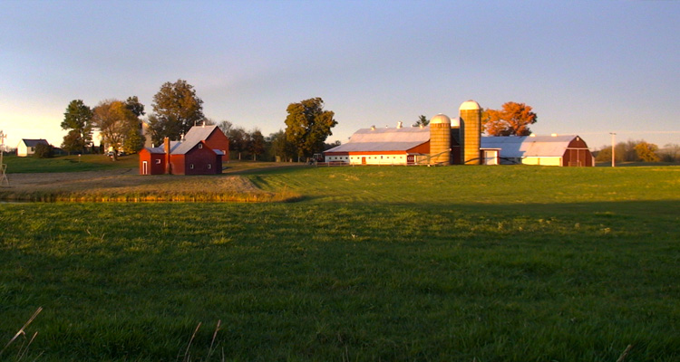 Progressive farmer five safest places to live in rural for Top 5 places to live in usa