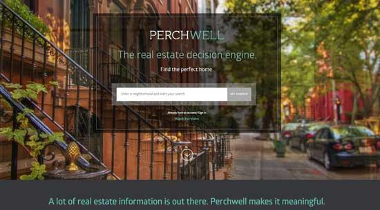 Perchwell