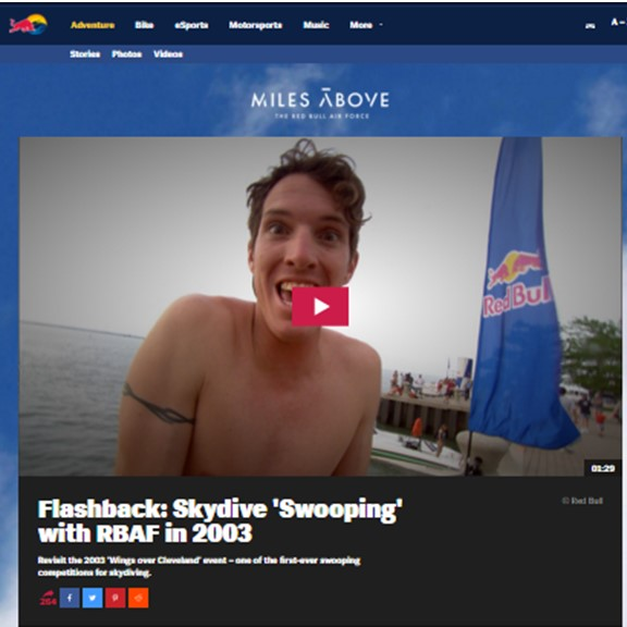 Red Bull Content Marketing