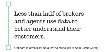 less-than-half-of-brokers-and-agents-use-data-to-better-understand-their-customers