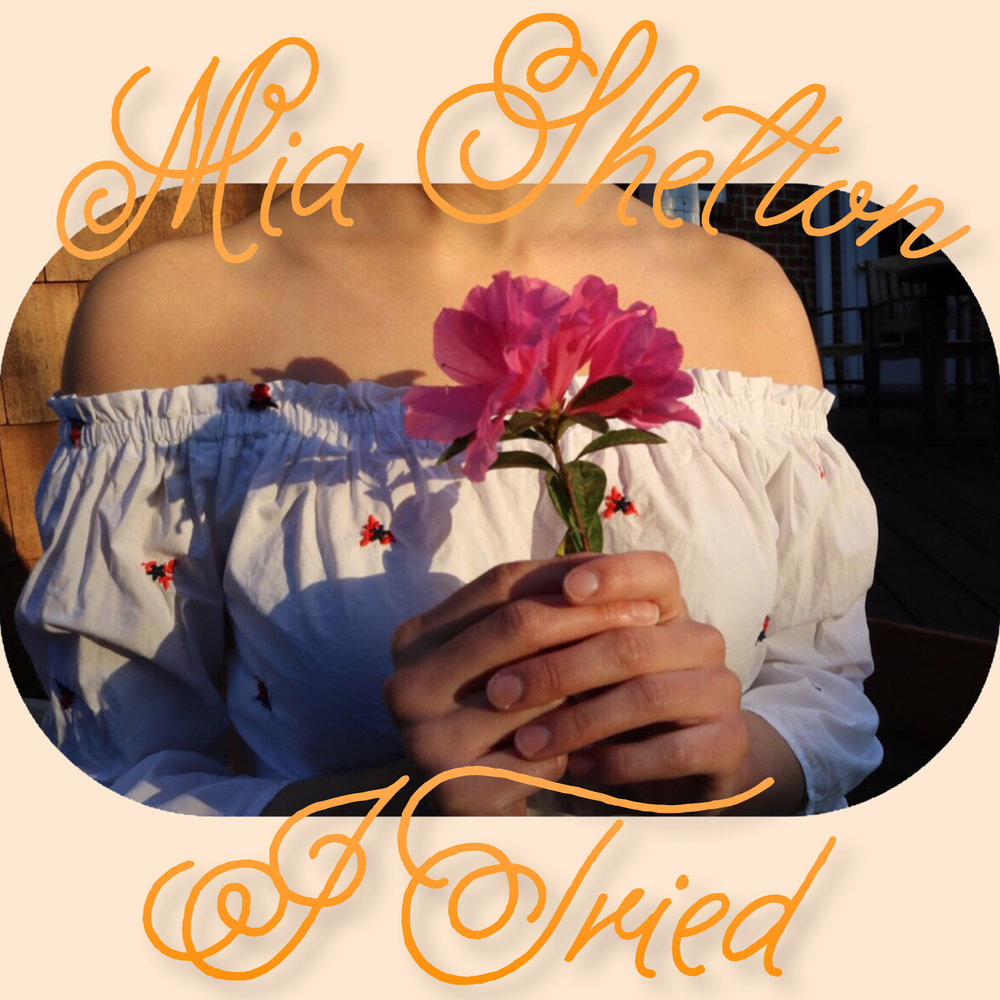 "The official photoshoot, album covers, and videos for the EP by Mia Shelton, ""I Tried."" Photos by Etan Mannelli and Mia Shelton, album artwork by Mia and Tobey Shelton. Lyrics video by Mia Shelton."
