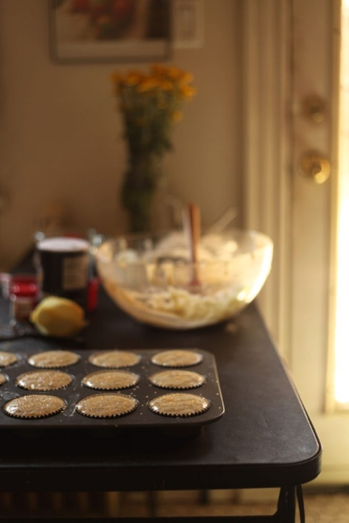 Lemon Poppyseed Muffins 7