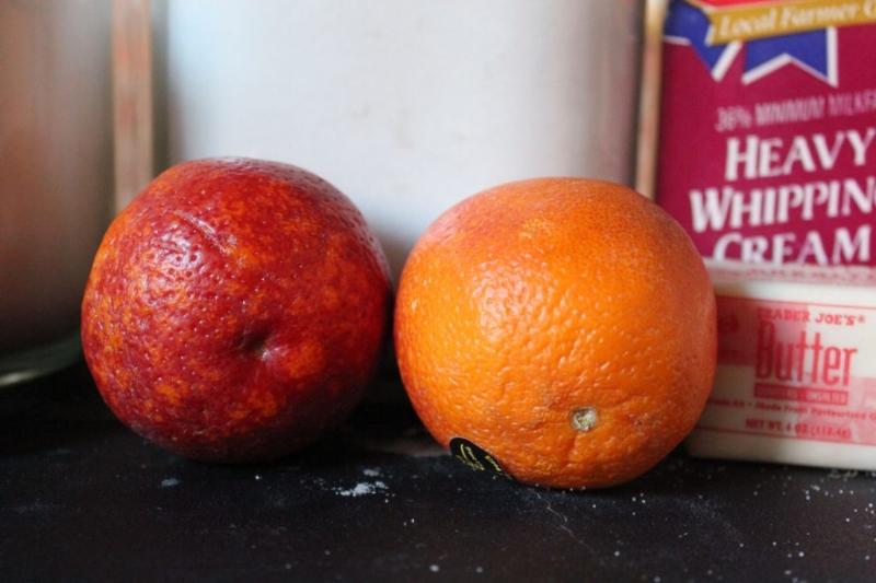 Blood Orange Scones 3