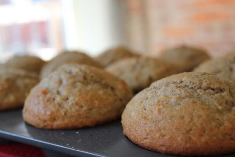Coconut & Walnut Muffins_1