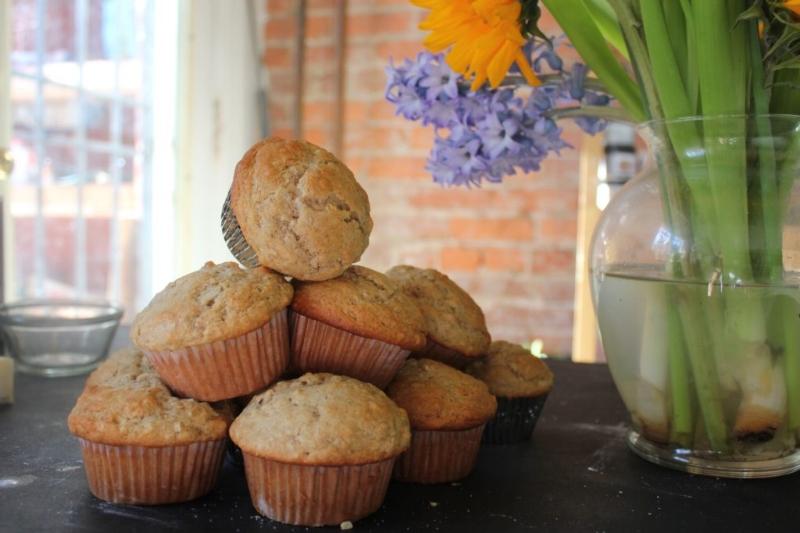 Coconut & Walnut Muffins_12