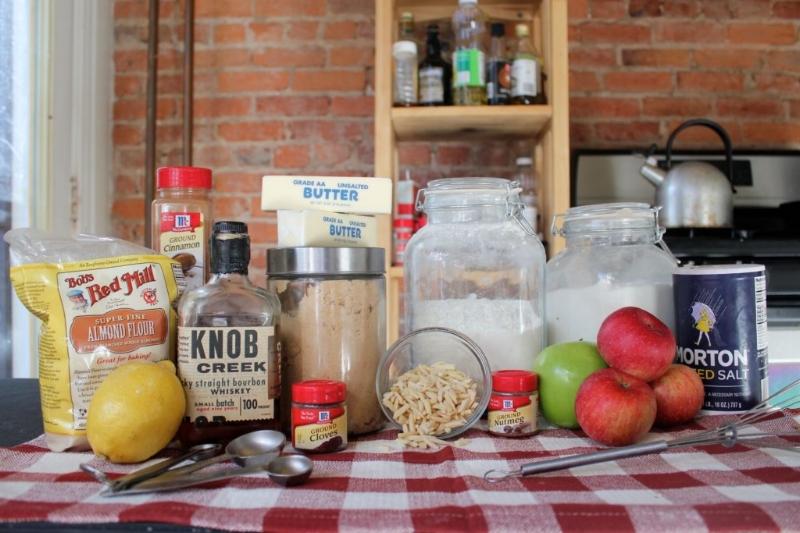 Brown Butter Bourbon Apple Pie_3