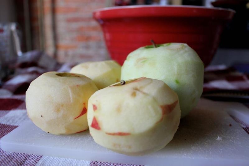 Brown Butter Bourbon Apple Pie_15