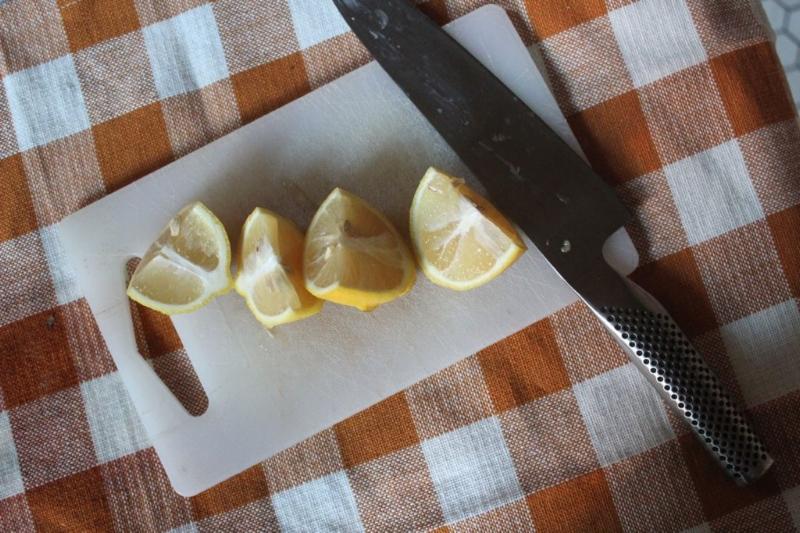 Ginger, Lemon, & Cinnamon Tea _6