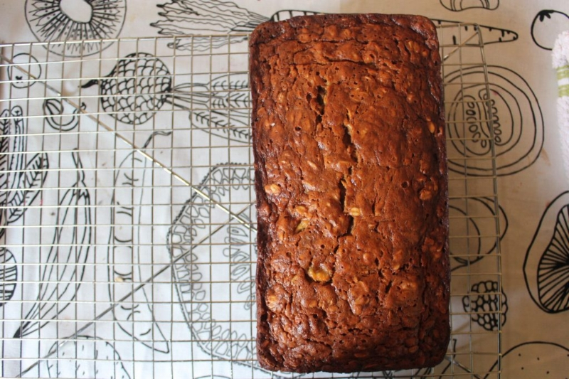 Oatmeal Banana Bread_1
