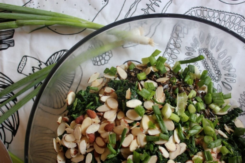 Spinach & Wild Rice Salad_2