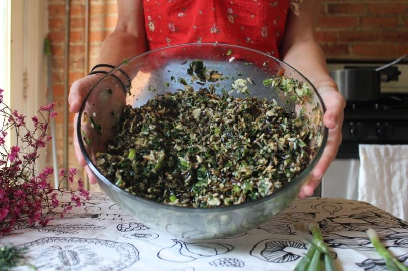 Spinach & Wild Rice Salad_8
