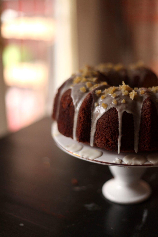 Honey Bundt Cake 2
