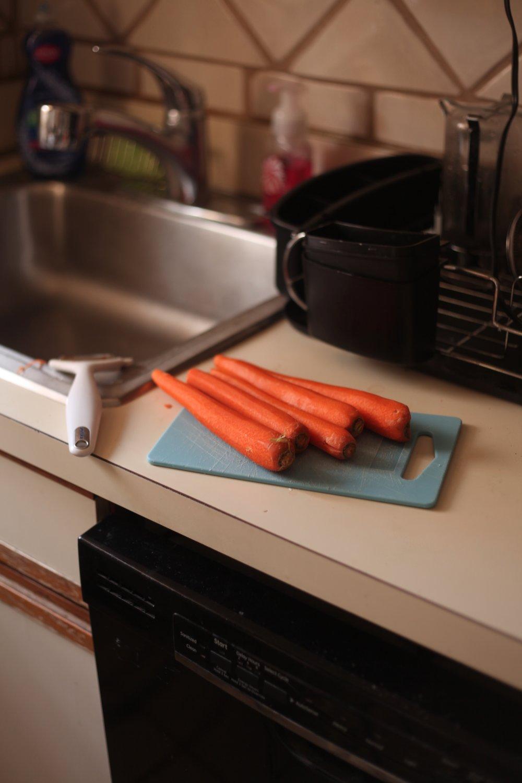 Carrot Cookies 2