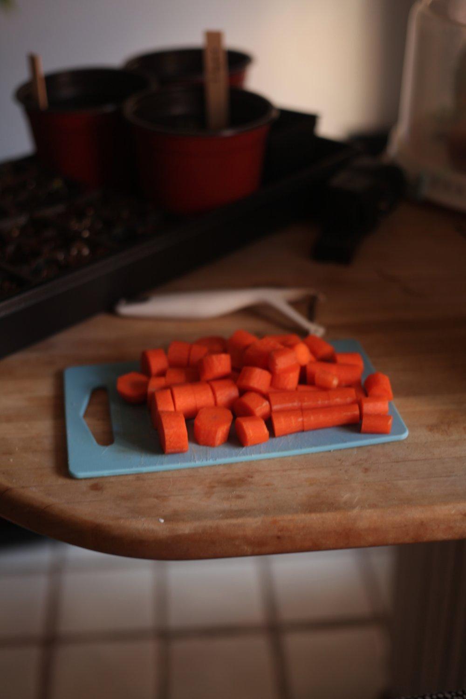 Carrot Cookies 4