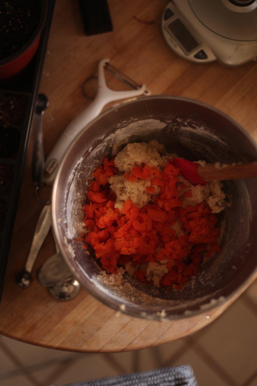 Carrot Cookies 5