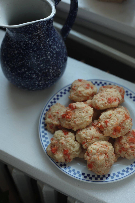Carrot Cookies 1