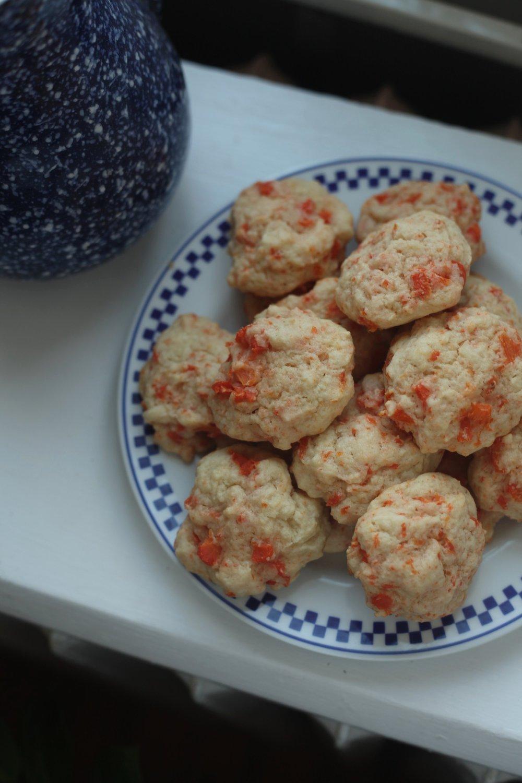 Carrot Cookies 8