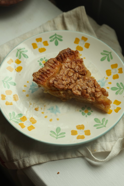 Honey Pine Nut Pie 2