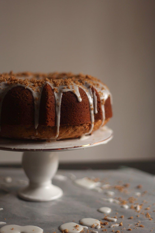 Coconut Graham Bundt Cake 7