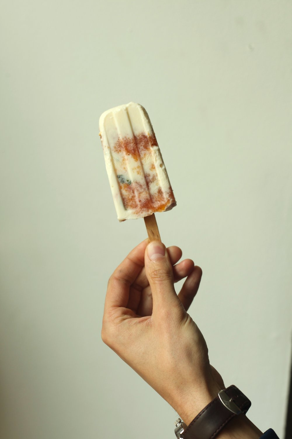 Nectarine Mint Creamsicles 1