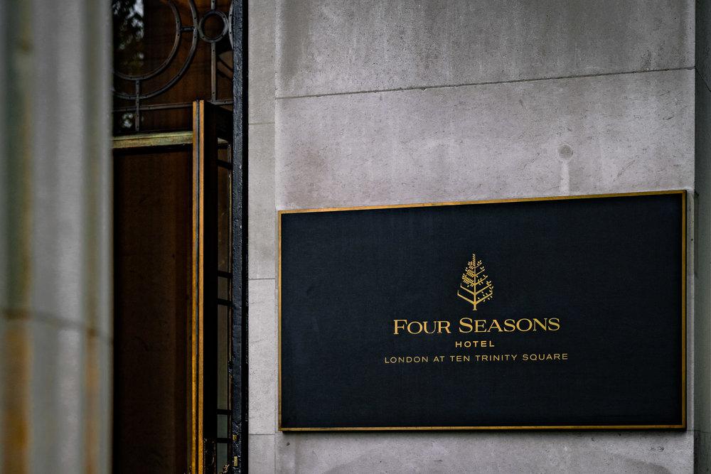 Four Seasons Hotel, Ten Trinity Square