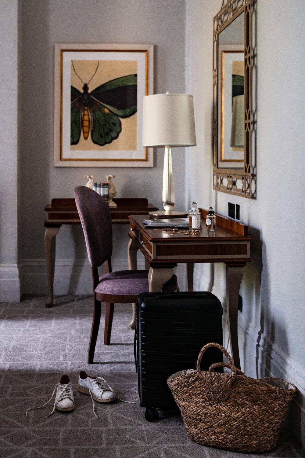 Queens Hotel MGallery Sofitel Cheltenham Imperial Suite