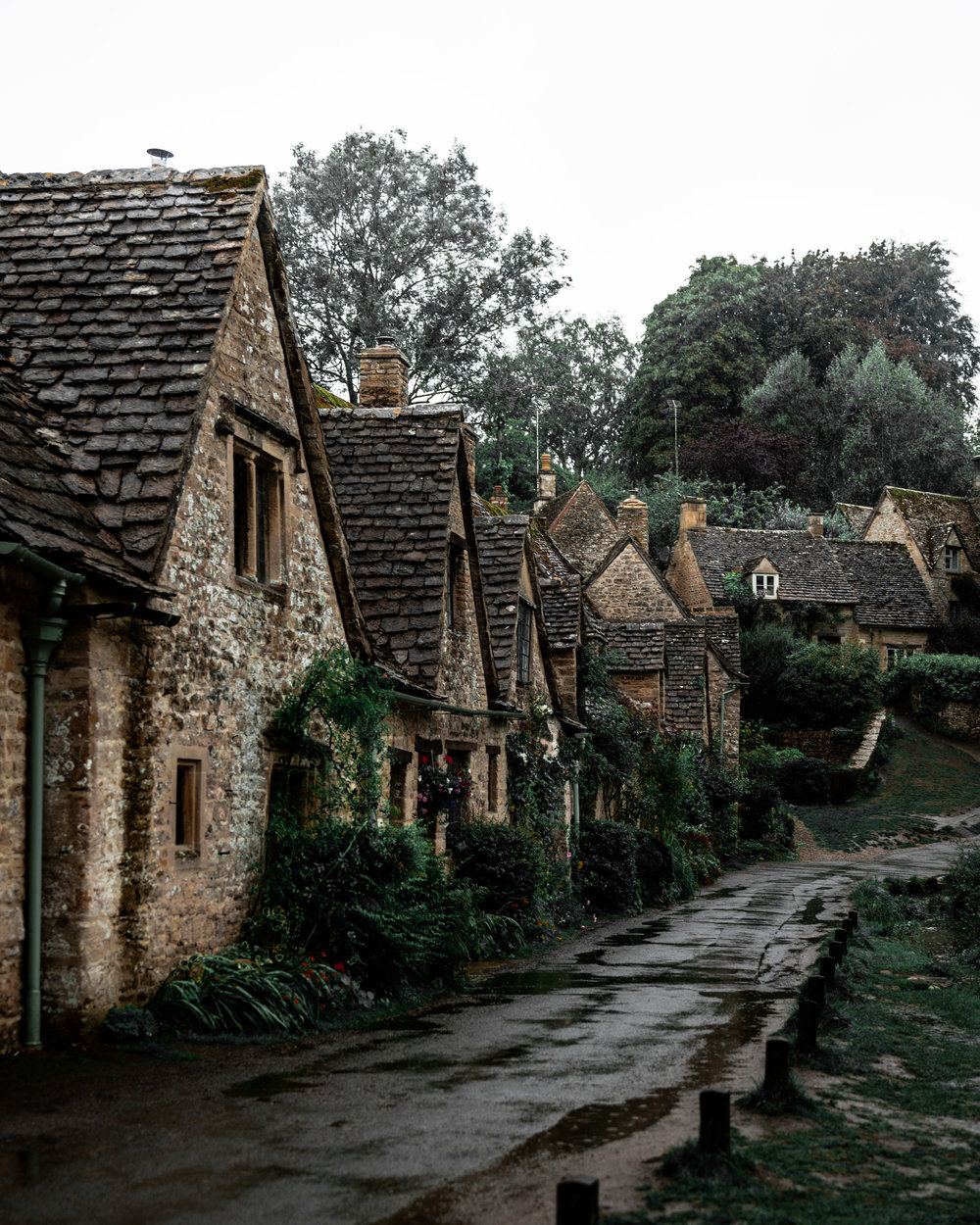 Arlington Row, Bibury, Gloucestershire