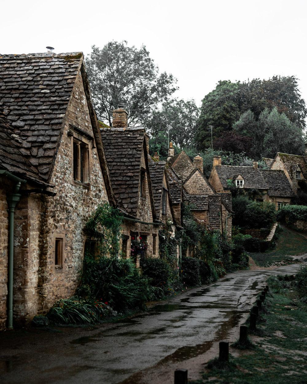 Arlington Row, Bibury, Gloucestershire