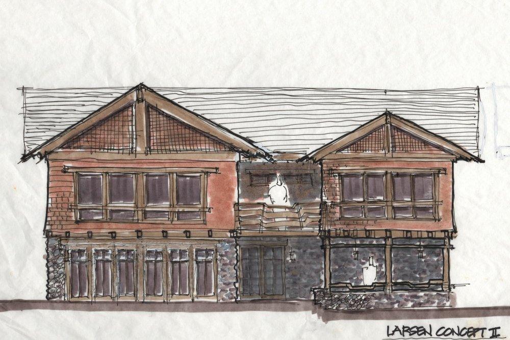 Larsen Residence