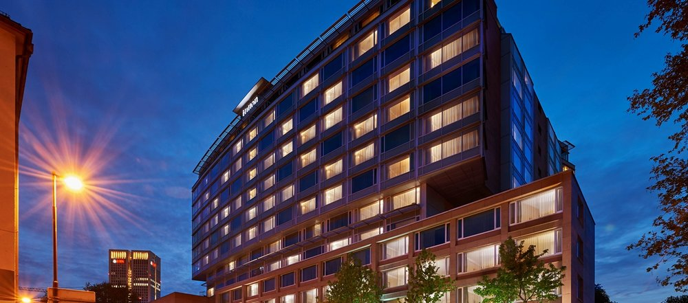 Hilton Frankfurt City Centre - Hochstrasse 4, 60313, Frankfurt am Main, GermanyTEL: +49-69-133800 FAX: +49-69-133820