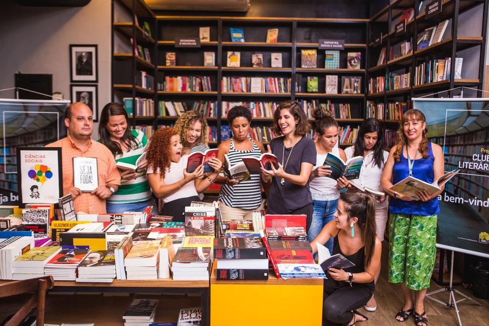Clube Literário Celso Lisboa