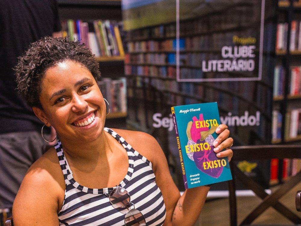 Ganhadora do Mimo Literário: Juliana Gaby