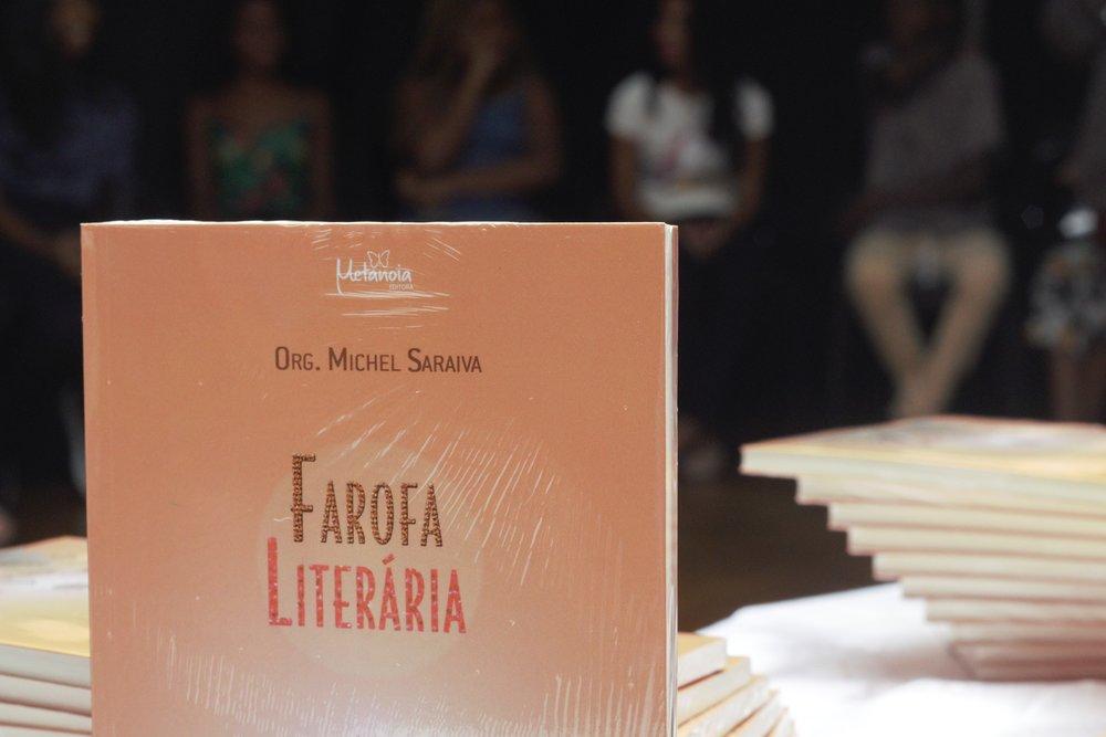 """Farofa Literária"""