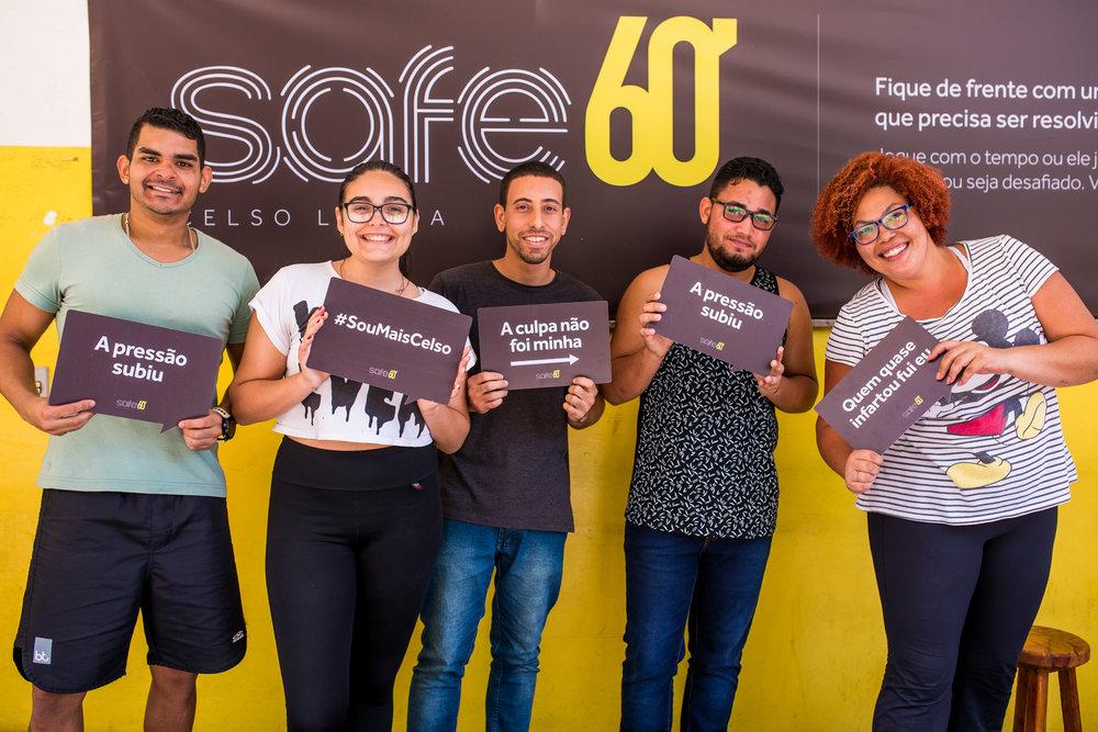 Safe 60' Saúde